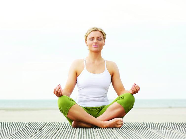 Lưu ý khi bắt đầu lại tập luyện Yoga sau chấn thương-1