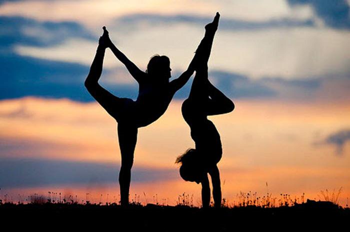 Tư thế yoga vũ công-1