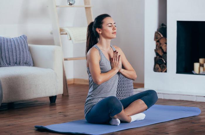 Tận hưởng trải nghiệm yoga của bạn