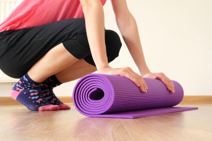 Thảm tập yoga loại nào tốt