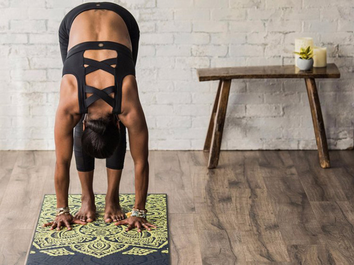 Thảm yoga Gaiam