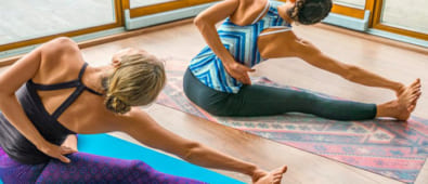 Chọn mua thảm yoga TPE, thảm PU cao su TPHCM