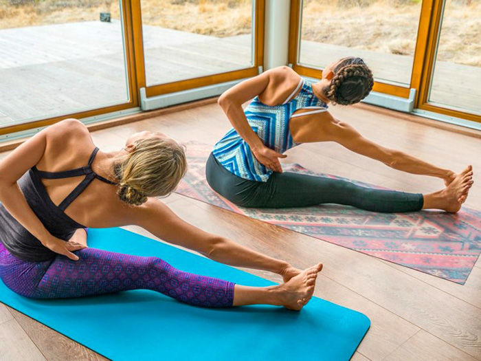 Thảm yoga prana