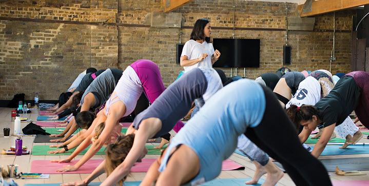 Yoga cho người mới tập