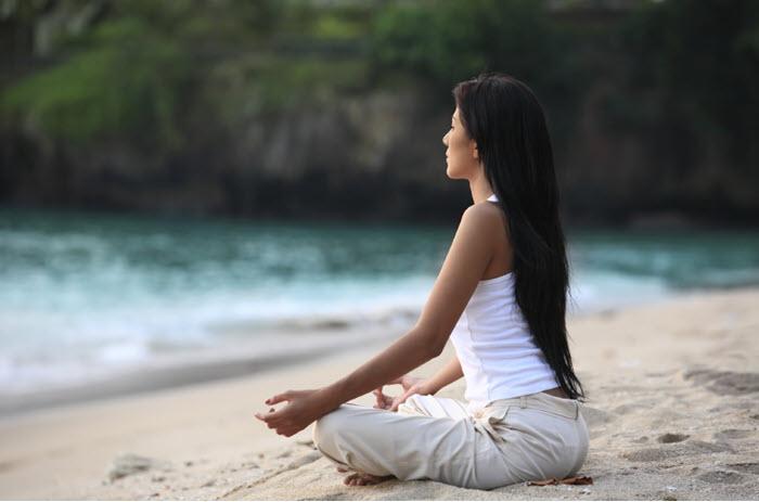 Yoga sẽ giúp bạn phát triển tính cách của mình một cách tích cực hơn- Cân bằng