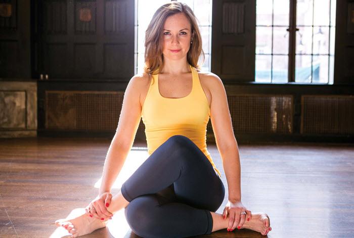 Yoga sẽ giúp bạn phát triển tính cách của mình một cách tích cực hơn- tự nhận thức
