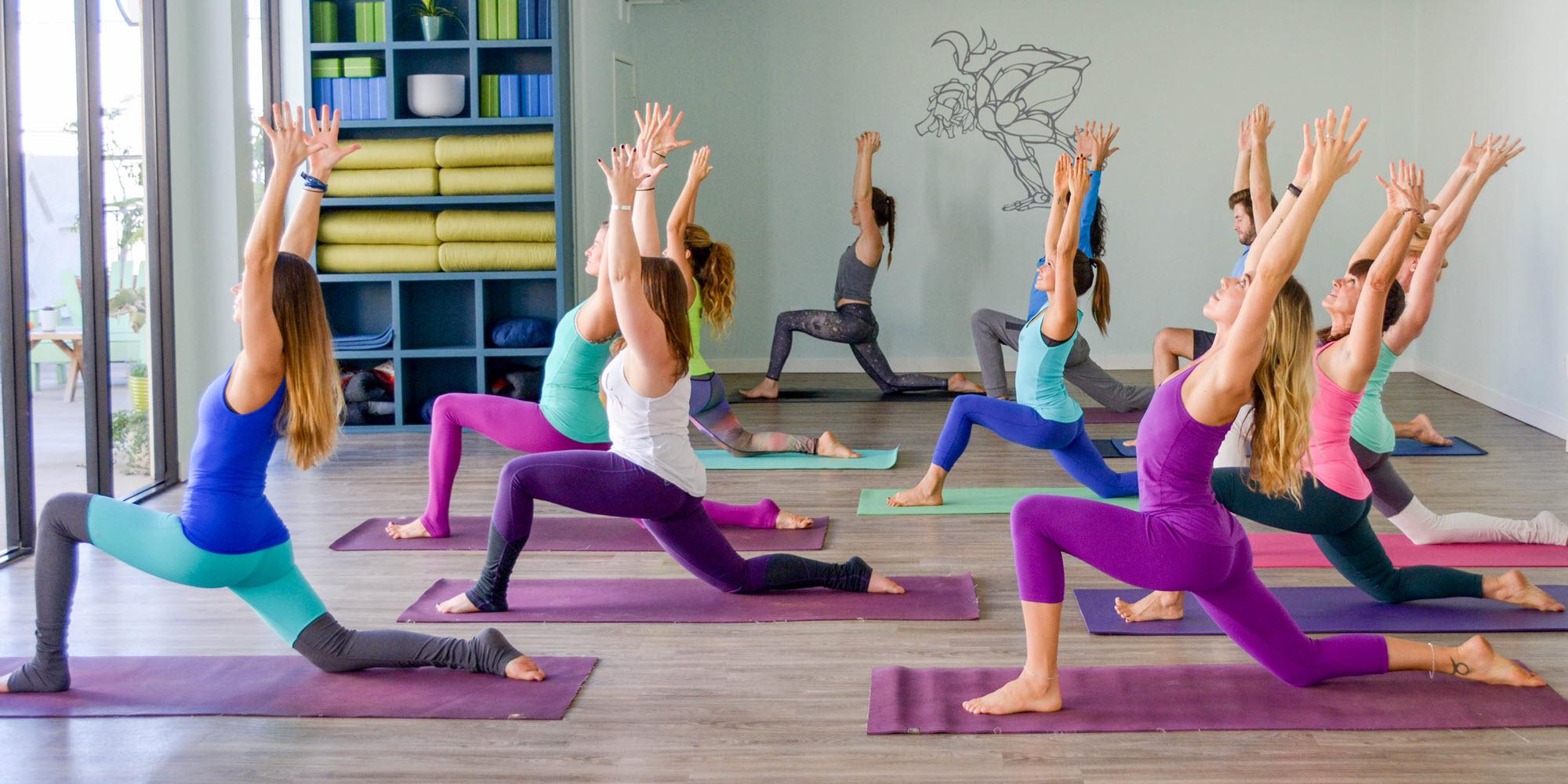 Thảm tập yoga tốt nhất