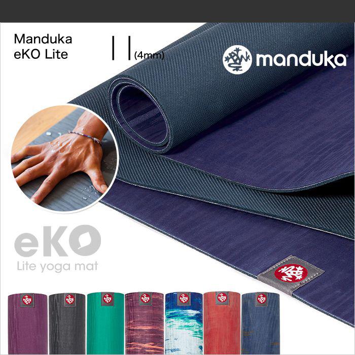Thảm Manduka  eKo Lite 4mm