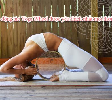 Các động tác Yoga Wheel được yêu thích nhất mọi thời đại