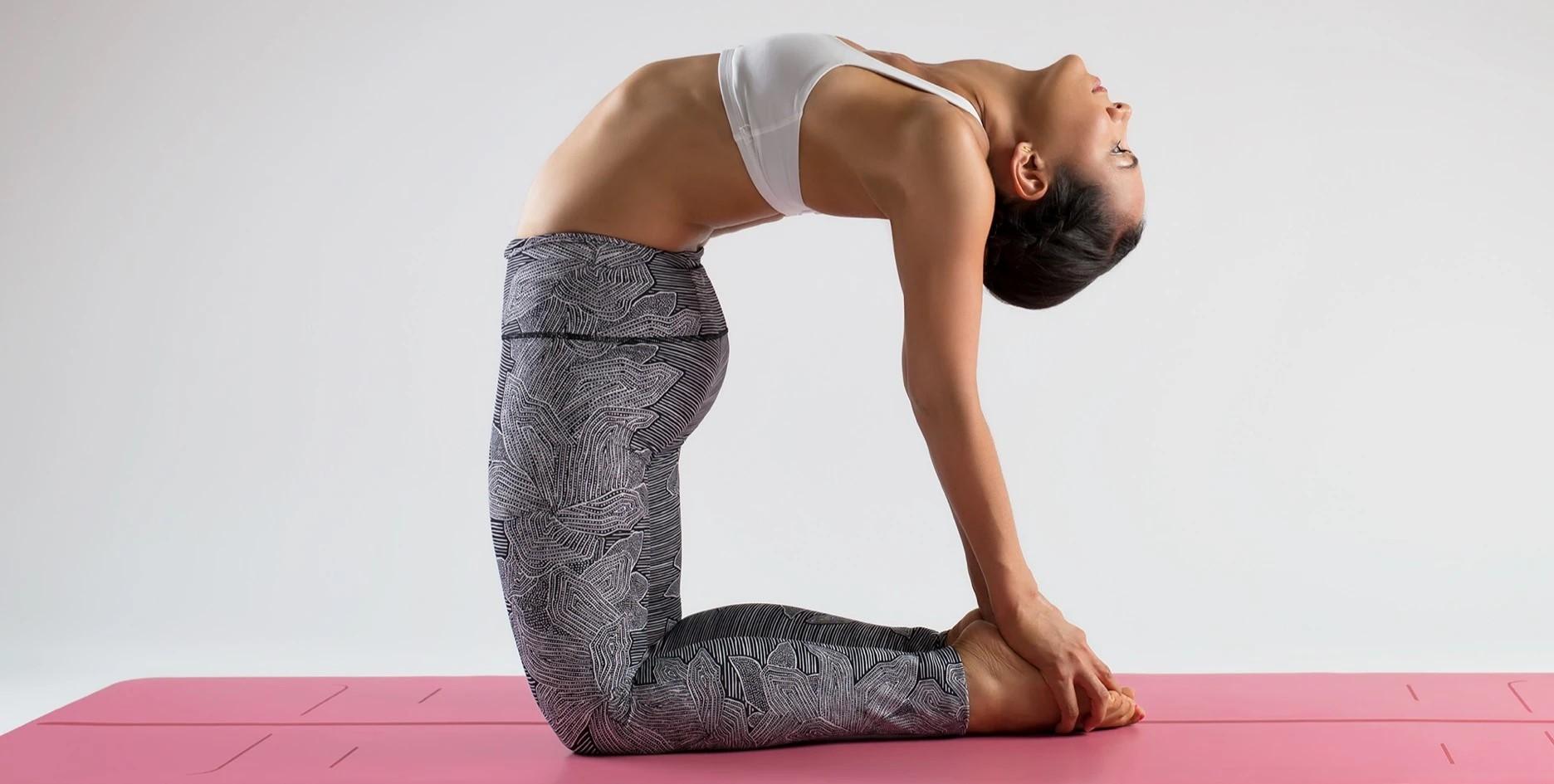 Thảm tập yoga Liforme-b
