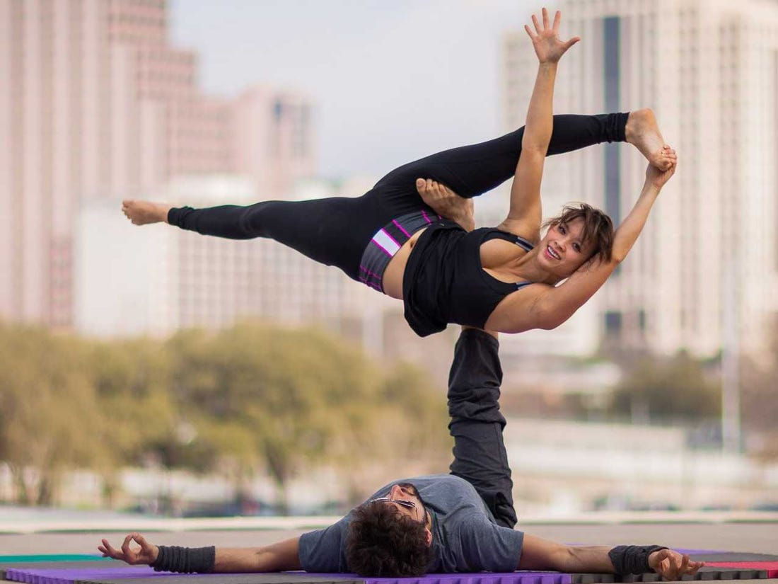 Yoga đối kháng