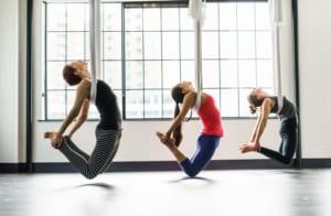 Yoga bay là gì và những lợi ích của tập yoga bay